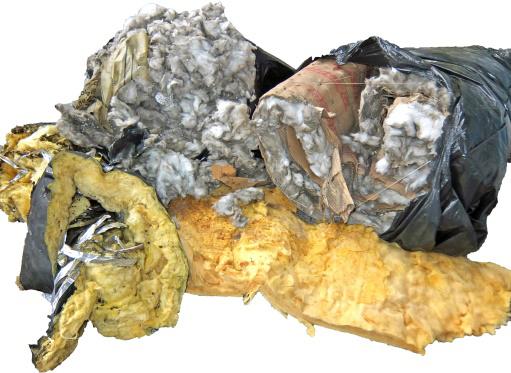 Mineralwolle entsorgen